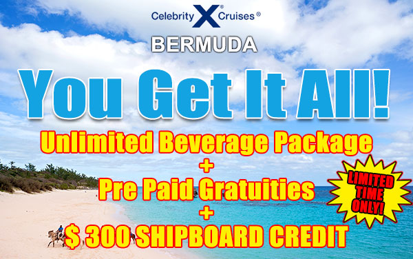 Dining Packages - Celebrity Cruises