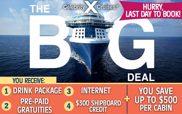 Celebrity Big Deal Ends Today!