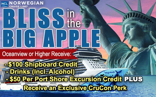 Norwegian Bliss in the Big Apple Cruise Deals