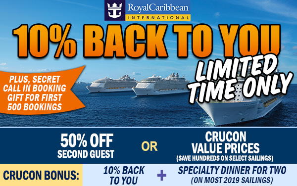 RCL Book Your Adventure