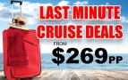 CruCon Cruise Last Minute Cruise Deals